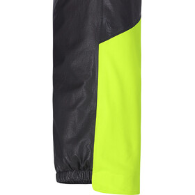 GORE WEAR C5 Gore-Tex Shakedry 1985 Insulated Viz Jacket Men black/neon yellow